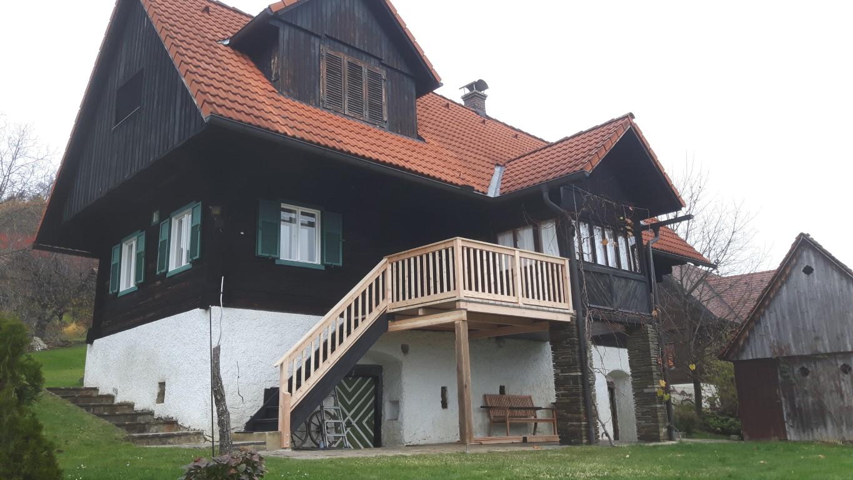 Holzhaus Steirisch