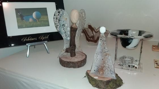 Engel Weichnachtsbaum Duftlampe