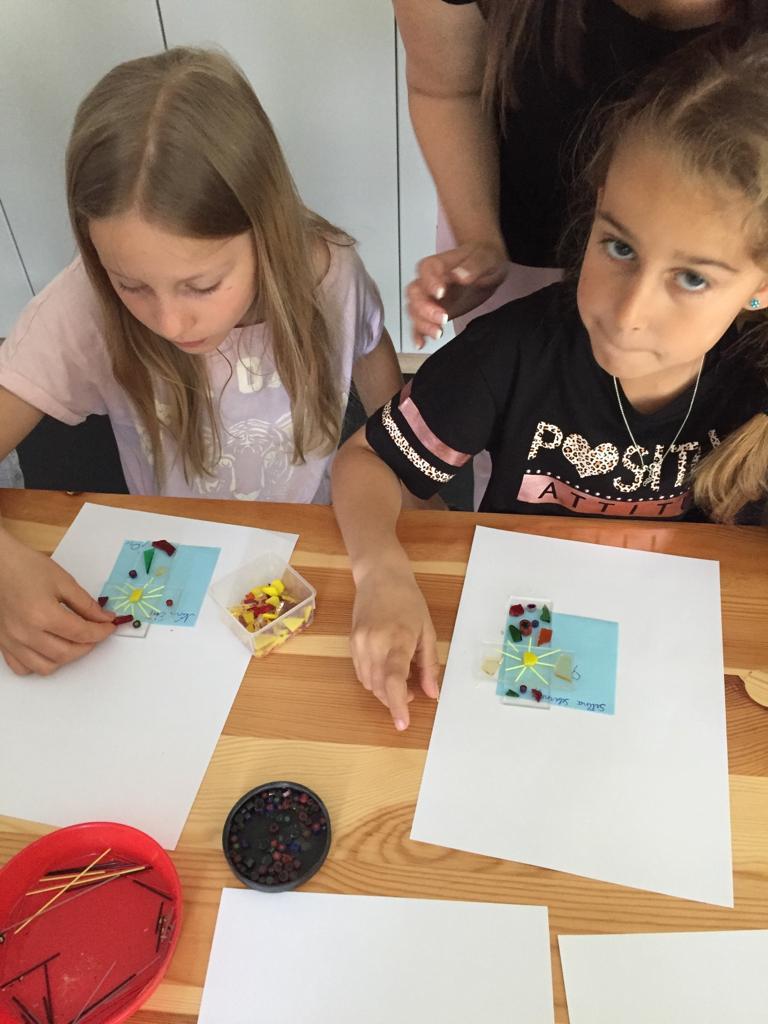 Workshop glaskunst