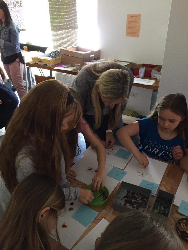 Teamarbeit in der Schule